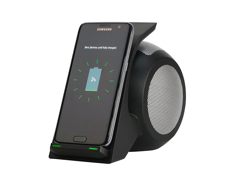 Bluetooth Speaker Wireless Charger WN1