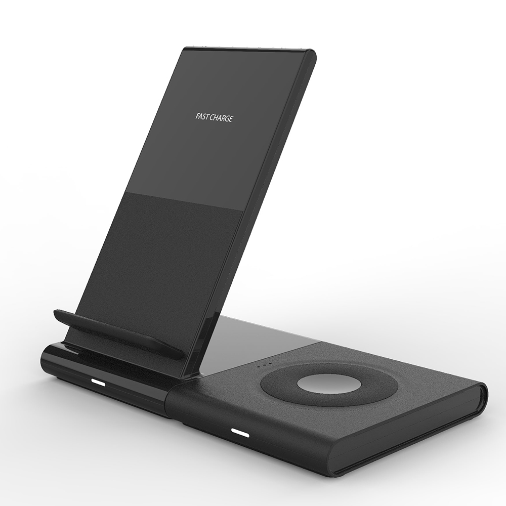 Q400 Wireless Charging Pad & Stand