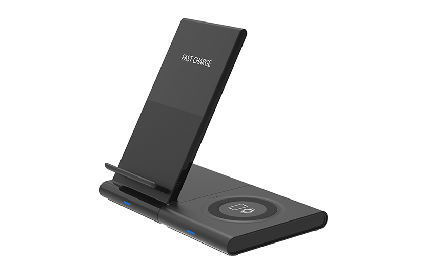 Q400 2 in 1 wireless charging Duo