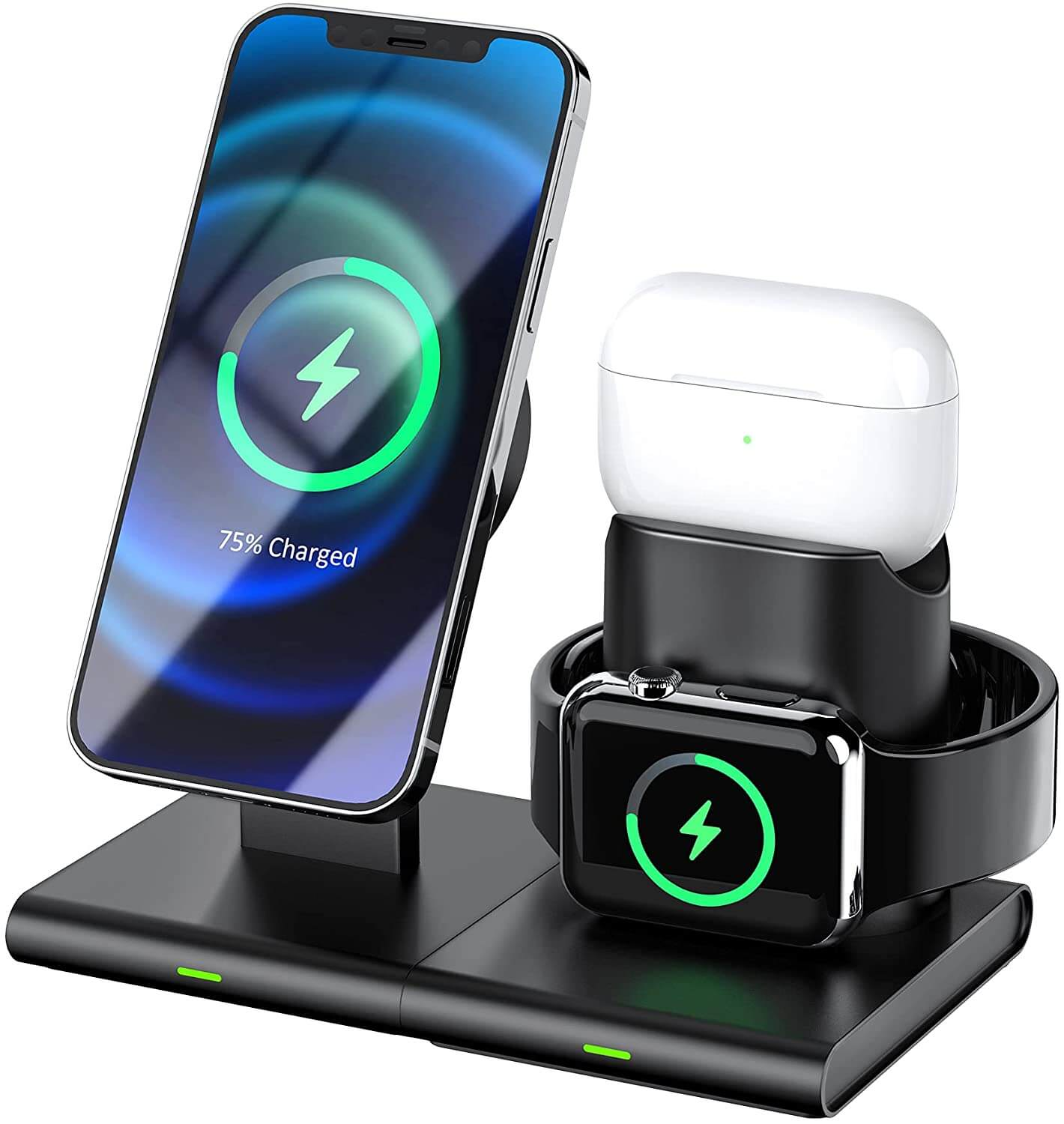 3in1 magsafe wireless charging station Q870
