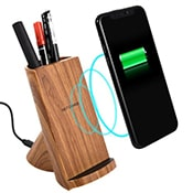 2 in 1 Pen box wireless charger
