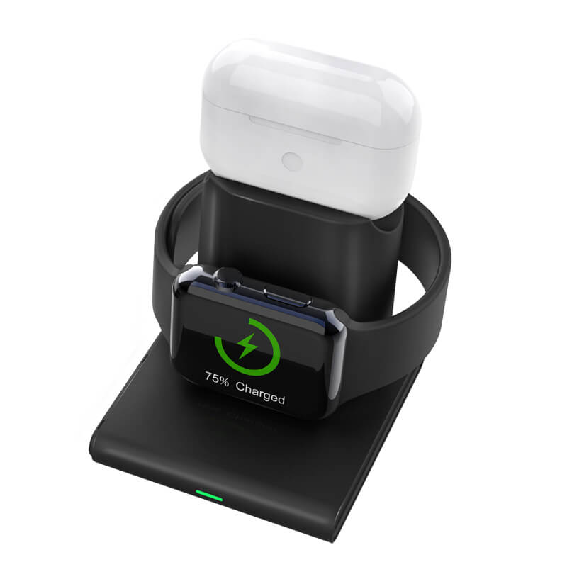 SMAMAO™ 15w Fast 3in1 Charging Station For apple| Q80